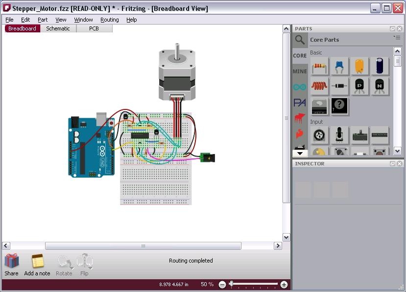 Fritzing: un tool perfetto per disegnare i nostri circuiti