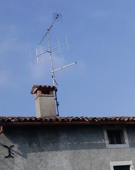 Antenna analogico