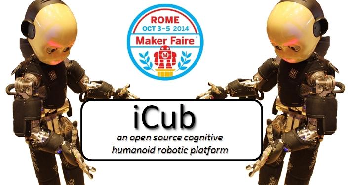 MakerFaire iCUB