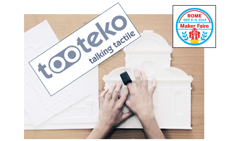 Tooteko - talking tactile - main