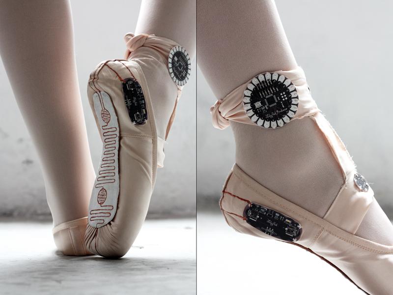LilyPad ballerina