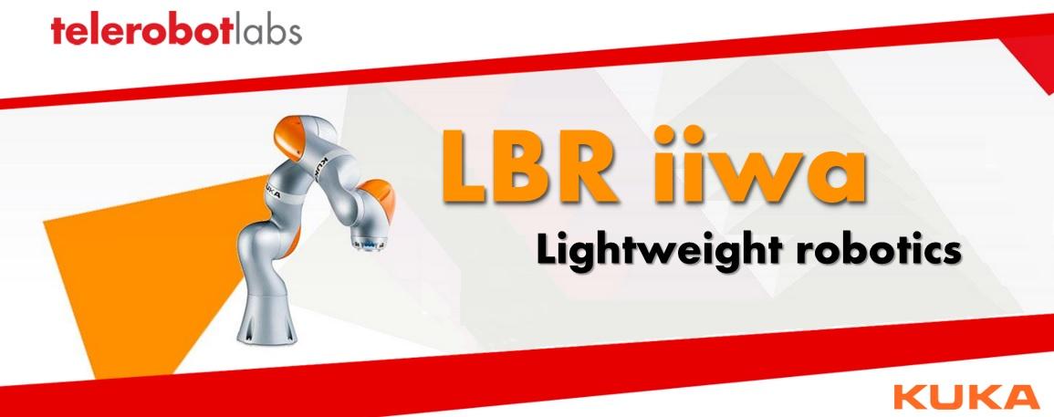 Telerobotlabs - LBR iiwa