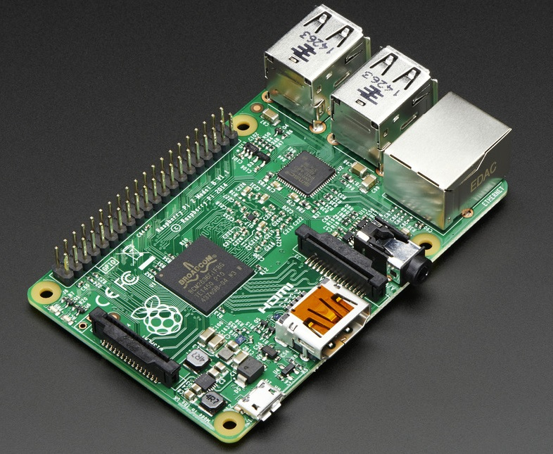 Raspberry Pi 2 - the board