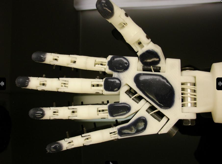 Meccanismo Complesso - InMoov hand
