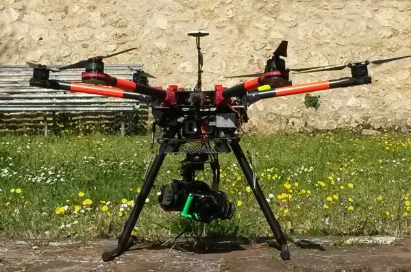 Meccanismo Complesso - Safety Drone Mark I