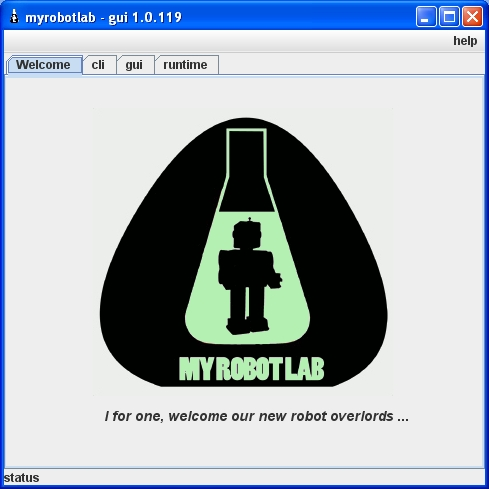 Meccanismo Complesso - myrobotlab
