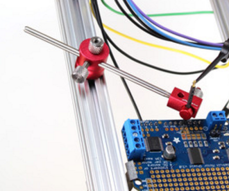 Meccanismo Complesso - PCB Grip probe assembly
