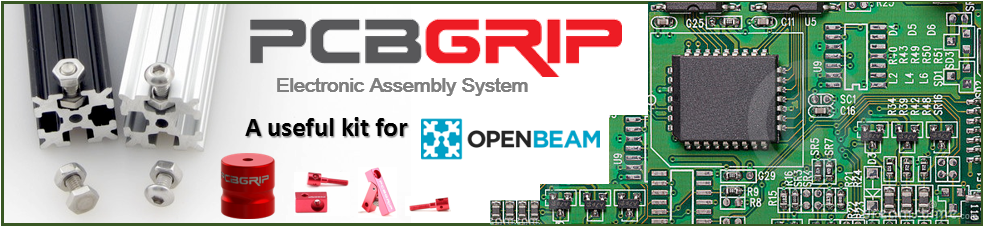 Meccanismo Complesso - PCBGrip Banner