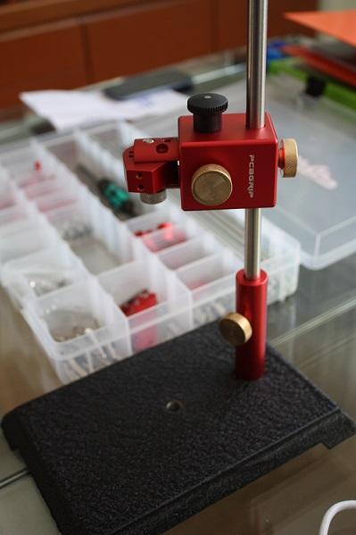 Meccanismo Complesso - PCBGrip Base