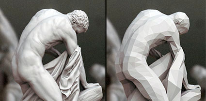 Meccanismo Complesso - Sculpture 3D Scott Eaton