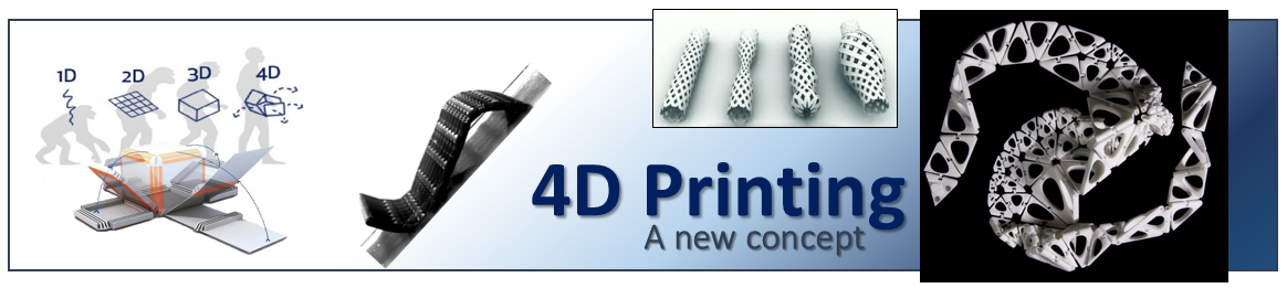 Meccanismo Complesso - 4D printing