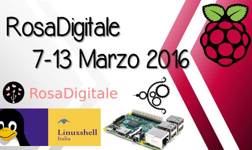 RosaDigitale - Banner3 evento 11 Marzo 2016