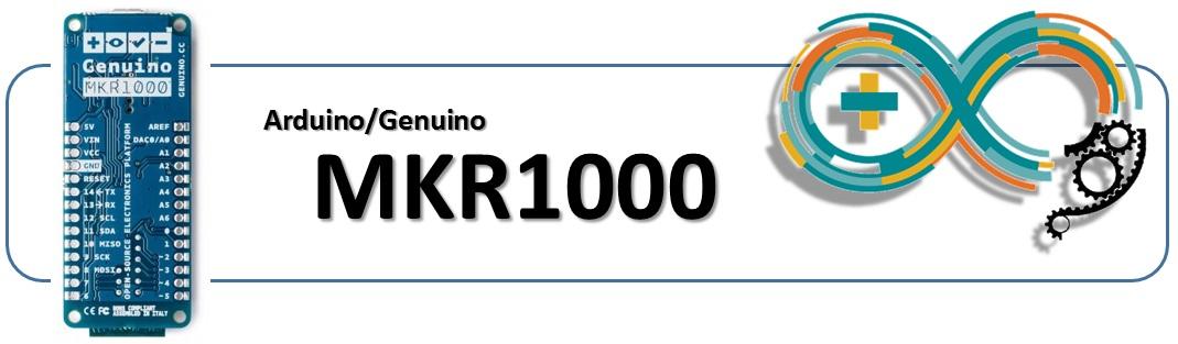 Meccanismo Complesso - Arduino genuino MKR1000 title