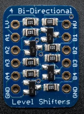 Meccanismo Complesso - LLC Adafruit
