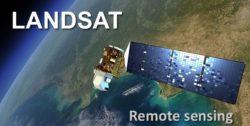 Meccanismo Complesso - Landsat remote sensing