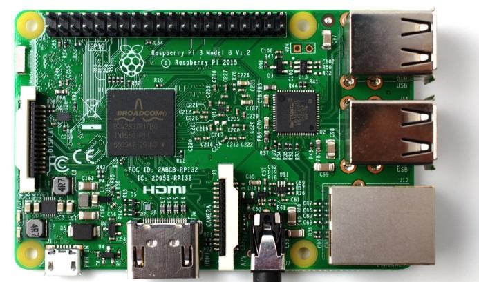 Meccanismo Complesso - Raspberry Pi 3