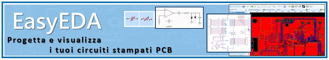 Progetta e visualizza i tuoi circuiti stampati pcb con for Progetta i tuoi progetti gratuitamente