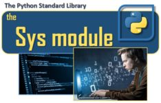 The Python Standard Library - sys module