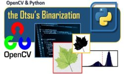the Otsu Binarization OpenCV Python main