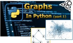 Graphs in Python - part 1 main