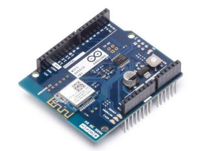 Arduino WiFi Schield 101