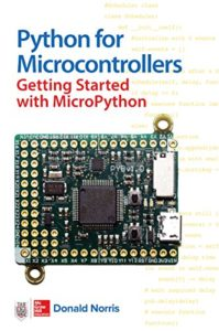 Libro Book - Python for Microcontrollers getting started with MicroPython