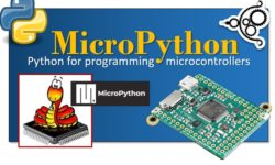MicroPython - Python for programming microcontrollers main