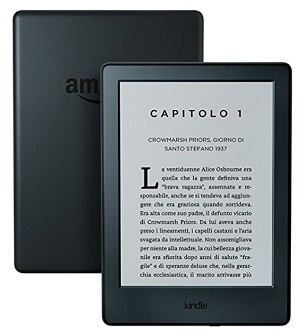 Amazon Kindle 6 inches e-ink