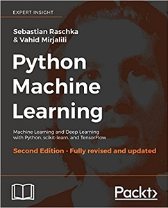 python machine learning with TensorFlow
