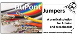 Meccanismo Complesso - Jumper DuPont Wire main