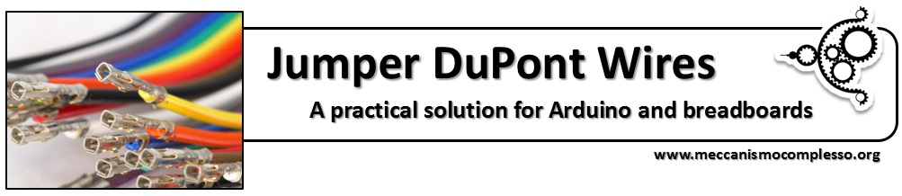Meccanismo Complesso - Jumper DuPont Wire title