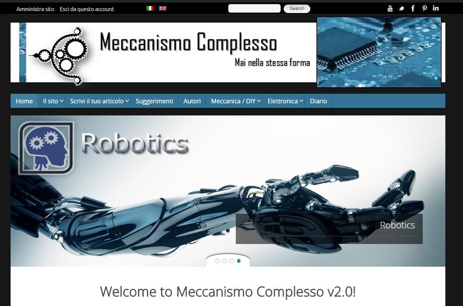 Meccanismo Complesso - new Theme