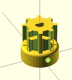 OpenSCAD-pulley03