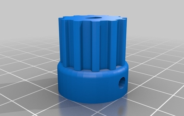 OpenSCAD-pulley05