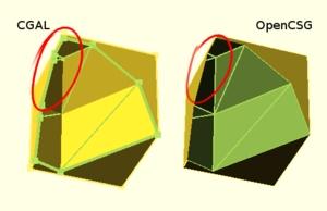 OpenSCAD-rendering