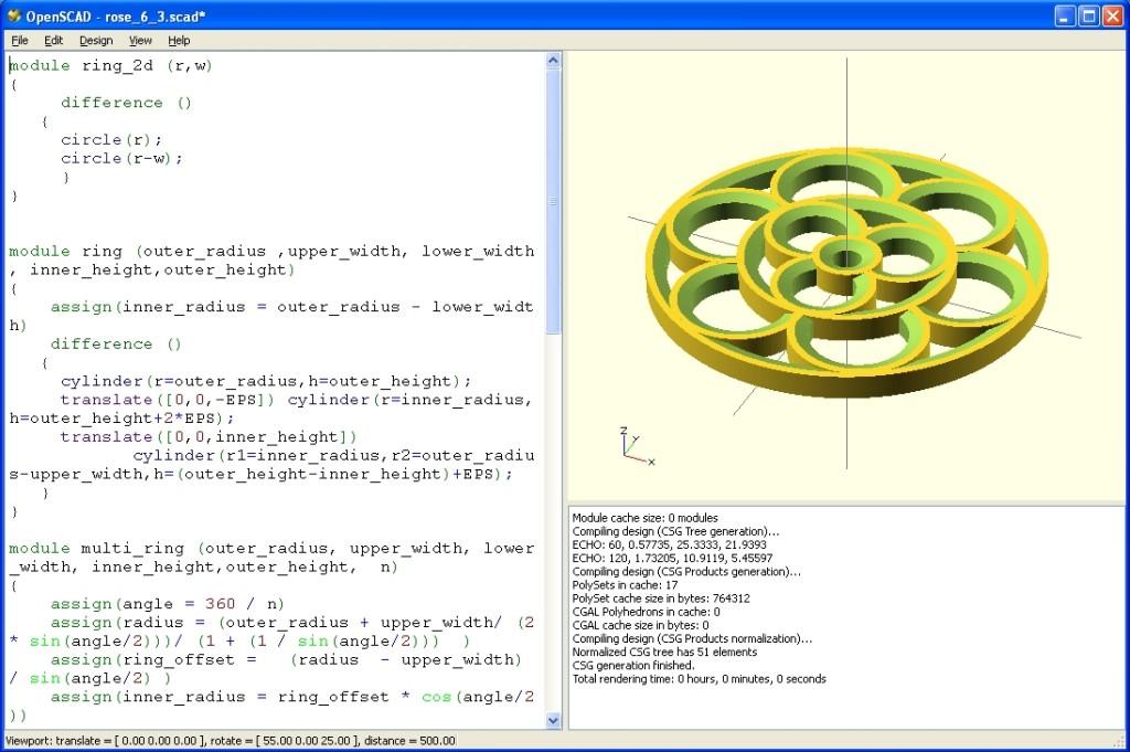 openSCAD_software