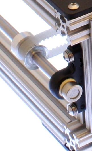 T-slot framing: an alternative mechanics with aluminum profiles ...