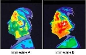 Immagine termografica