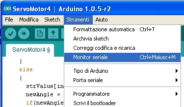 Arduino-serial-monitor