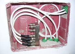 Schema Collegamento Amplificatore Antenna Tv : Guida semplice su come installare un antenna fai da te