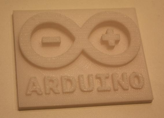 MakerFaire - Materia 101 printed