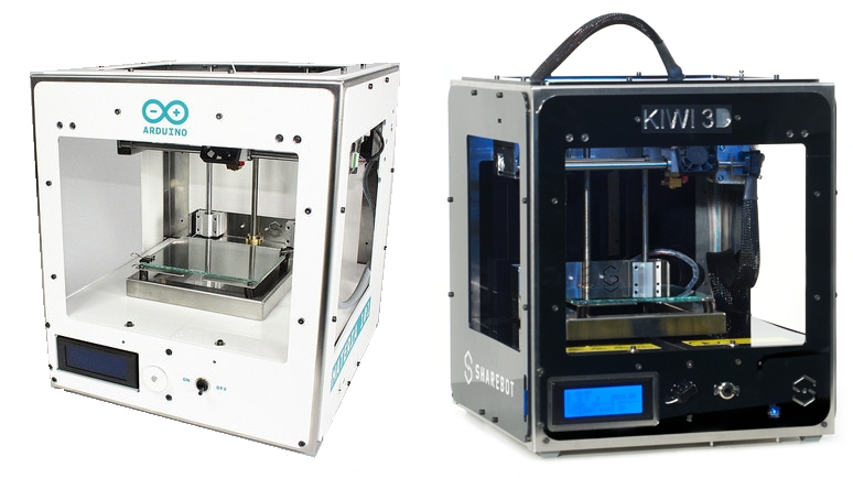 MakerFaire - Materia e Sharebot