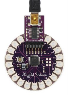 Lilypad connection USB