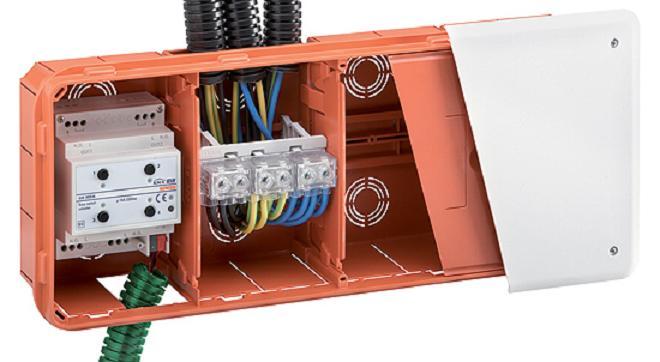 Schema Quadro Elettrico Per Appartamento : L impianto elettrico domotico esempio di progetto per un impianto