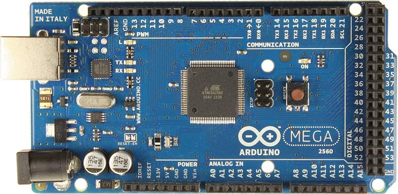 Meccanismo Complesso - arduino-mega