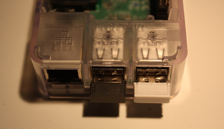 Meccanismo Complesso - Raspberry wireless USB