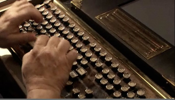 Meccanismo Complesso - Keyboard Warehouse 13