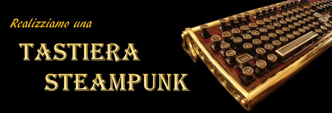 Meccanismo Complesso - Steampunk ita banner