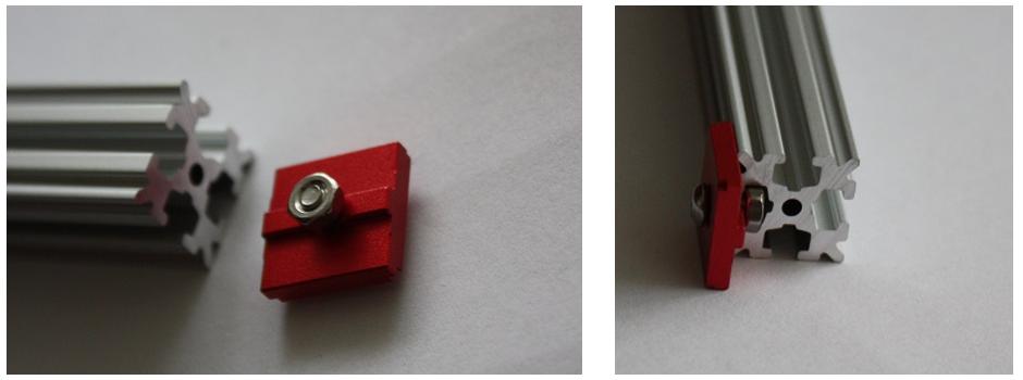 Meccanismo Complesso - PCB Grip T-slot OpenBeam