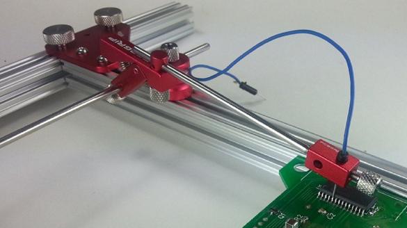 Meccanismo Complesso - PCBGrip probe